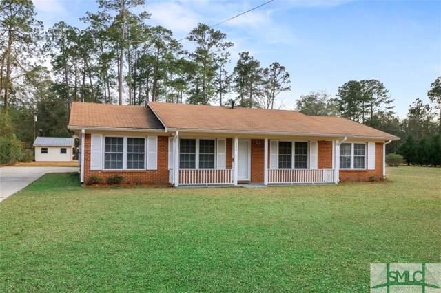 111 E Long Street, Rincon, GA 31326 (MLS #202848) :: The Randy Bocook Real Estate Team