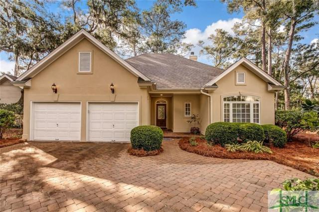 27 Hobcaw Lane, Savannah, GA 31411 (MLS #202867) :: Teresa Cowart Team