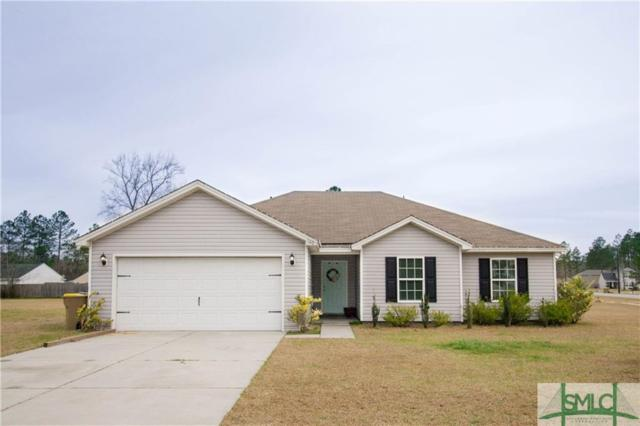 100 Knotty Pine Circle, Springfield, GA 31329 (MLS #202870) :: The Sheila Doney Team