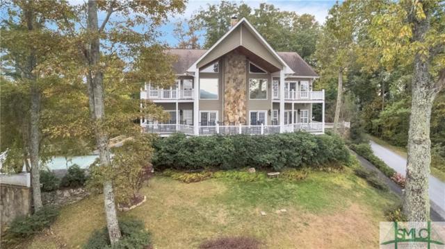 2255 Ridgepole Drive, Tallulah Falls, GA 30535 (MLS #202877) :: The Randy Bocook Real Estate Team