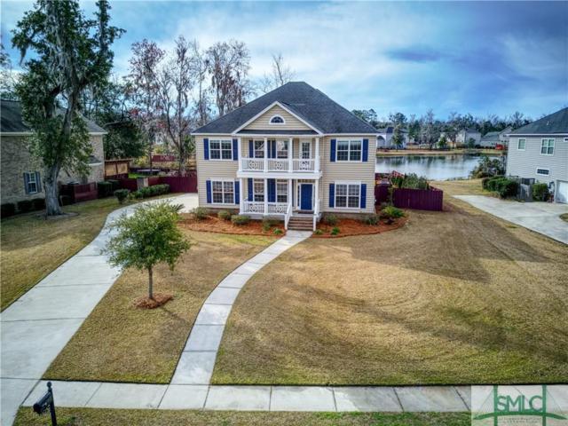 23 Lee Hall Drive, Savannah, GA 31419 (MLS #202899) :: The Randy Bocook Real Estate Team