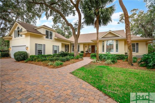 8 Seawatch Drive, Savannah, GA 31411 (MLS #202904) :: Karyn Thomas