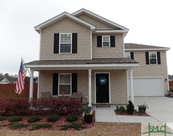 101 Quarterhorse Drive, Guyton, GA 31312 (MLS #202931) :: Coastal Savannah Homes