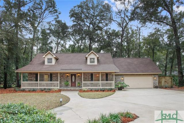 205 Montauk Drive, Richmond Hill, GA 31324 (MLS #202974) :: The Randy Bocook Real Estate Team
