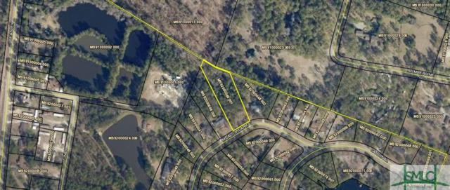 22 Meadowlark Circle, Statesboro, GA 30458 (MLS #202985) :: The Randy Bocook Real Estate Team