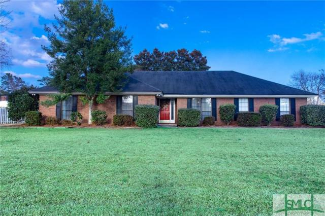 500 Everett Drive, Pooler, GA 31322 (MLS #202993) :: The Sheila Doney Team