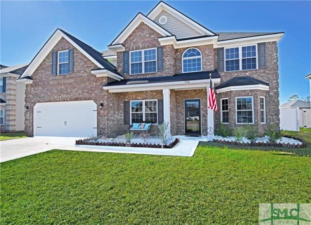 746 English Oak Drive, Hinesville, GA 31313 (MLS #202994) :: Coastal Savannah Homes