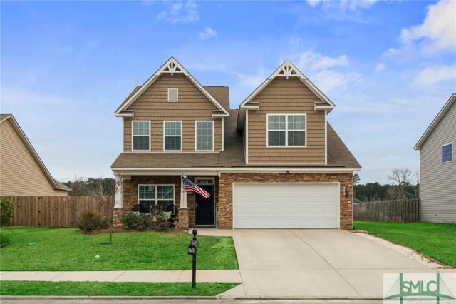 233 O'hara Drive, Richmond Hill, GA 31324 (MLS #202995) :: The Randy Bocook Real Estate Team