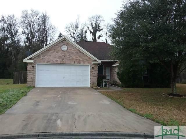 137 Raindance Road, Pooler, GA 31322 (MLS #203009) :: The Randy Bocook Real Estate Team