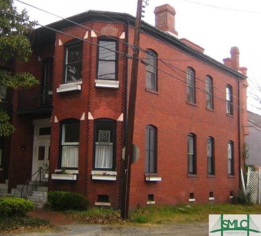 242 Habersham Street, Savannah, GA 31401 (MLS #203017) :: The Randy Bocook Real Estate Team