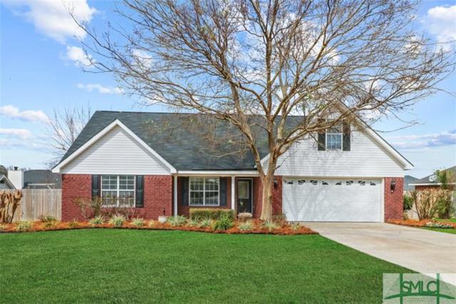 101 Oxford Circle, Rincon, GA 31326 (MLS #203022) :: The Randy Bocook Real Estate Team