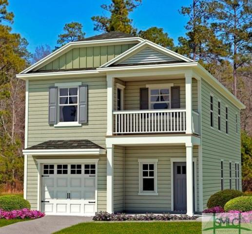 16 Pomona Circle, Savannah, GA 31419 (MLS #203025) :: The Randy Bocook Real Estate Team