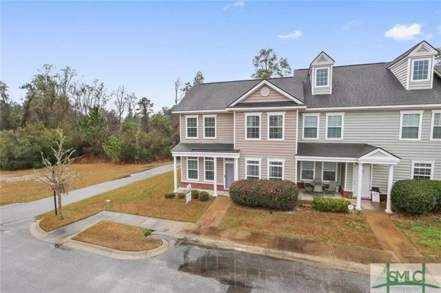 521 Forsyth Drive, Hinesville, GA 31313 (MLS #203029) :: The Sheila Doney Team