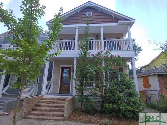 311 E 32nd Street, Savannah, GA 31401 (MLS #203063) :: The Arlow Real Estate Group