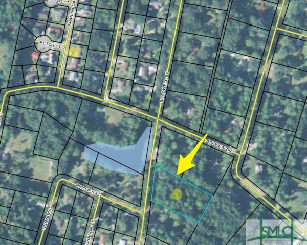 0 Bradwell Street, Hinesville, GA 31313 (MLS #203082) :: The Randy Bocook Real Estate Team