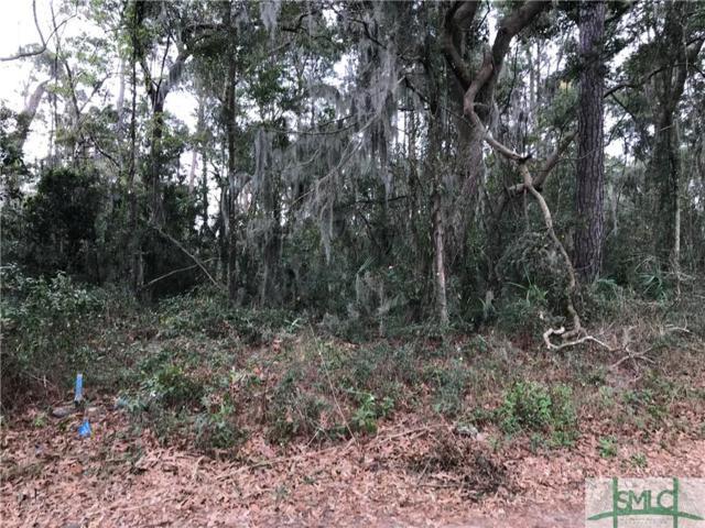 0 Charles Avenue, Savannah, GA 31410 (MLS #203085) :: The Randy Bocook Real Estate Team