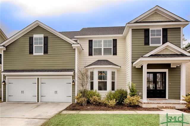19 Misty Marsh Drive, Savannah, GA 31419 (MLS #203096) :: The Randy Bocook Real Estate Team