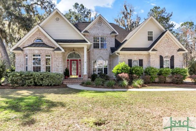 316 Kingston Circle, Richmond Hill, GA 31324 (MLS #203103) :: McIntosh Realty Team
