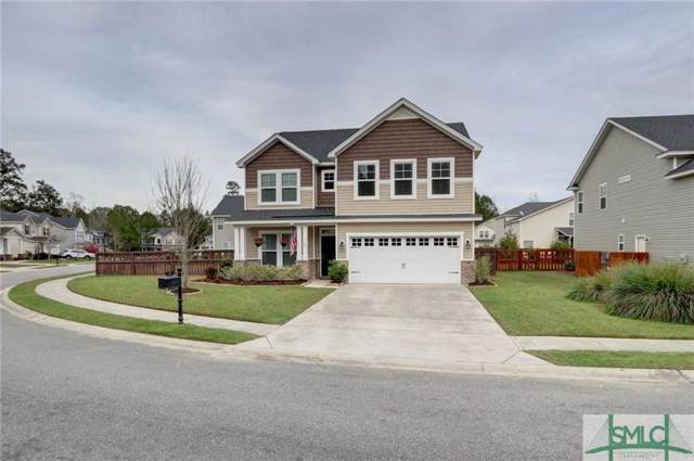 32 Salt Grass Circle, Richmond Hill, GA 31324 (MLS #203115) :: Coastal Savannah Homes