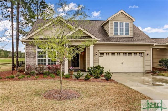 166 Kingfisher Circle, Pooler, GA 31322 (MLS #203117) :: Coastal Savannah Homes