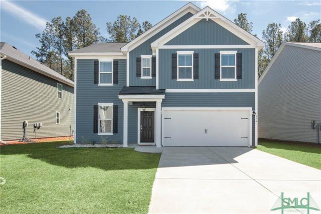 374 Southwilde Way, Pooler, GA 31322 (MLS #203144) :: Coastal Savannah Homes