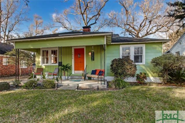 1408 E 50th Street, Savannah, GA 31404 (MLS #203154) :: Teresa Cowart Team