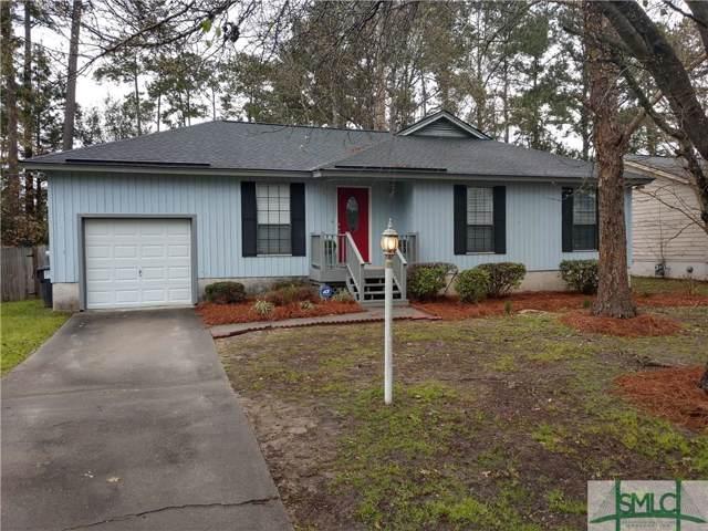 127 Stockbridge Drive, Savannah, GA 31419 (MLS #203186) :: Teresa Cowart Team