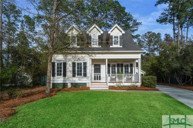 95 Bark Branch Road, Richmond Hill, GA 31324 (MLS #203191) :: The Randy Bocook Real Estate Team