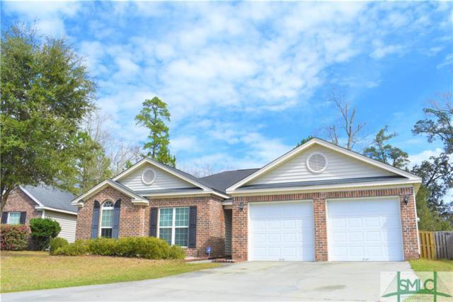 134 Carlisle Way, Savannah, GA 31419 (MLS #203204) :: Coastal Savannah Homes