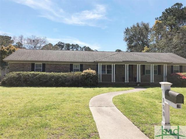 125 Cardinal Road, Savannah, GA 31406 (MLS #203217) :: Keller Williams Coastal Area Partners