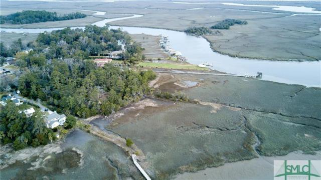 186 Battery Circle, Savannah, GA 31410 (MLS #203235) :: Coastal Savannah Homes