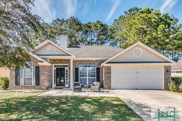 109 Kaylin Court, Savannah, GA 31419 (MLS #203236) :: Coastal Savannah Homes