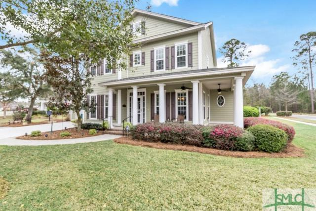 2 Rockaway Lane, Savannah, GA 31419 (MLS #203237) :: Coastal Savannah Homes