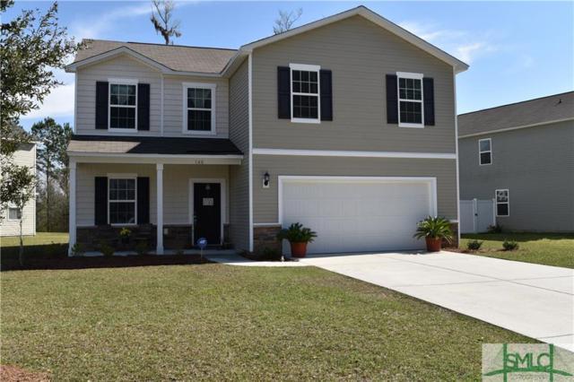 146 Hamilton Grove Drive, Pooler, GA 31322 (MLS #203260) :: Coastal Savannah Homes