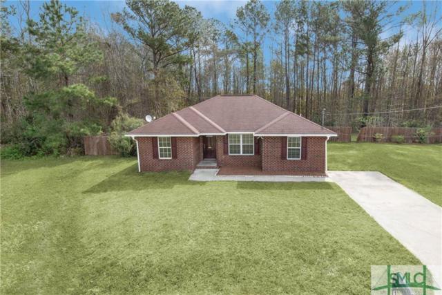 129 E Deer Court, Midway, GA 31320 (MLS #203271) :: Coastal Savannah Homes