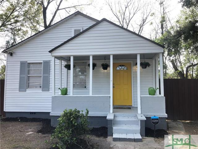 1507 Agate Street, Savannah, GA 31415 (MLS #203312) :: Coastal Savannah Homes
