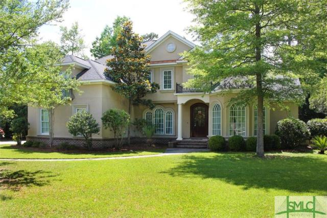 37 Grand Lake Circle, Savannah, GA 31405 (MLS #203318) :: Coastal Savannah Homes