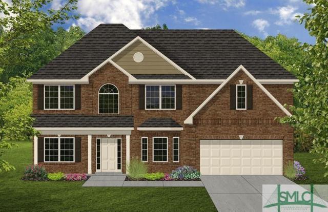 57 Red Rock Court NE, Ludowici, GA 31316 (MLS #203338) :: Coastal Savannah Homes