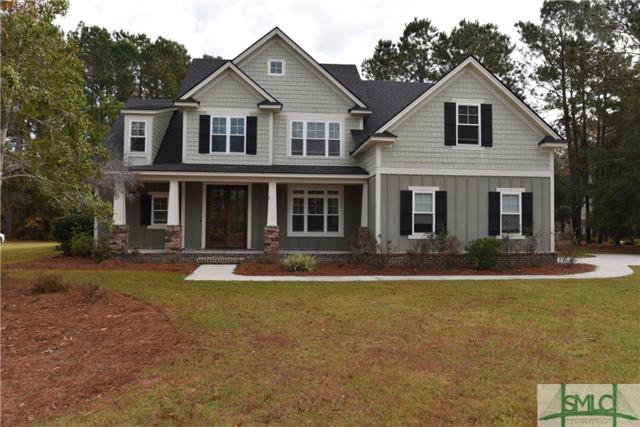 29 Jack's Court, Richmond Hill, GA 31324 (MLS #203351) :: McIntosh Realty Team