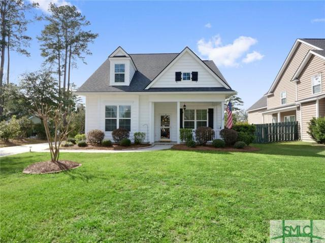 100 Bark Branch Road, Richmond Hill, GA 31324 (MLS #203355) :: The Randy Bocook Real Estate Team
