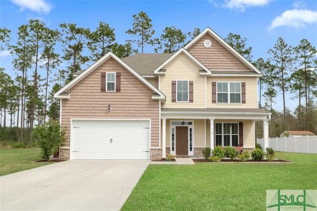 113 Greystone Drive, Guyton, GA 31312 (MLS #203366) :: The Randy Bocook Real Estate Team