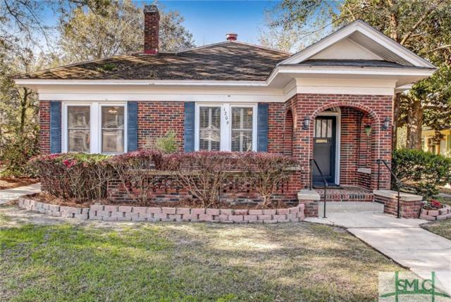 1209 E 51St Street, Savannah, GA 31404 (MLS #203382) :: The Randy Bocook Real Estate Team