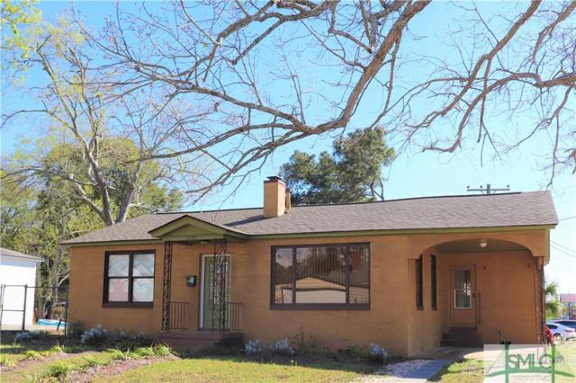2121 E 40th Street, Savannah, GA 31404 (MLS #203393) :: The Randy Bocook Real Estate Team