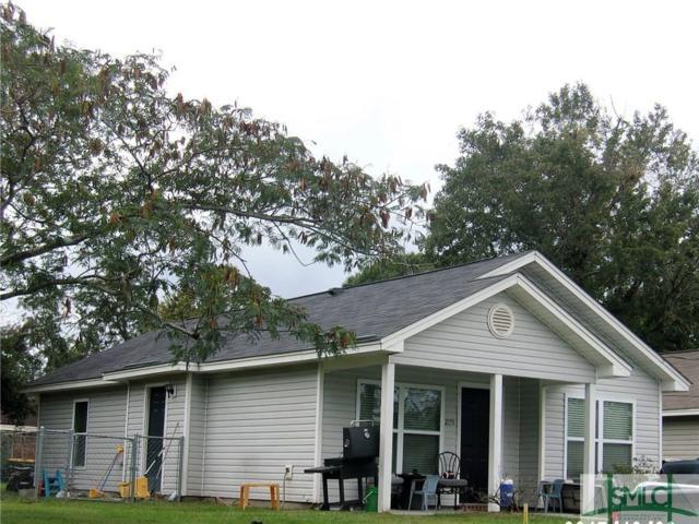 2135 Hagood Street, Savannah, GA 31415 (MLS #203396) :: McIntosh Realty Team