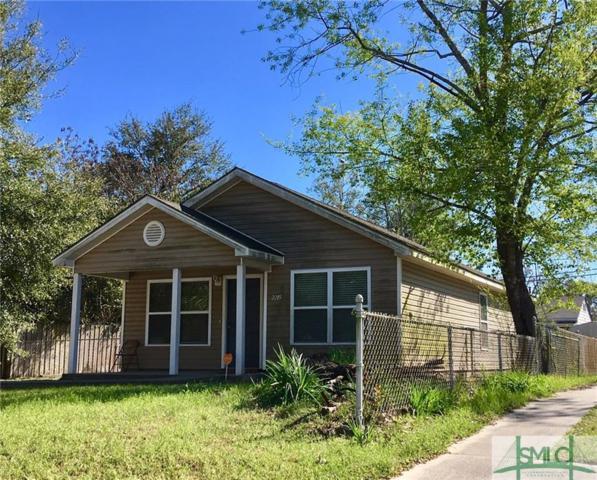 2215 Hawthorne Street, Savannah, GA 31404 (MLS #203397) :: The Arlow Real Estate Group