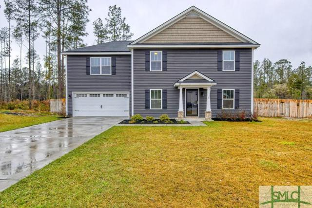 217 Steeple Run, Clyo, GA 31303 (MLS #203433) :: Coastal Savannah Homes