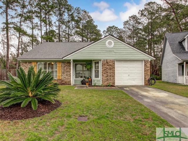 502 Wild Turkey Drive, Savannah, GA 31406 (MLS #203434) :: Coastal Savannah Homes