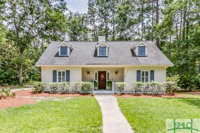 126 Palmetto Drive, Rincon, GA 31326 (MLS #203469) :: Coastal Savannah Homes