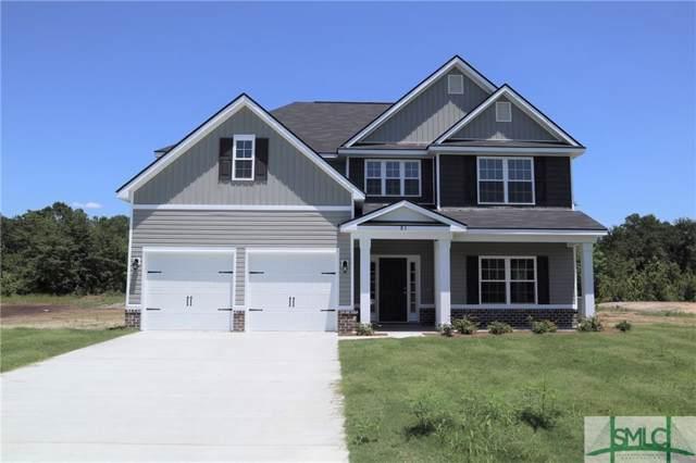 85 Red Rock Court NE, Ludowici, GA 31316 (MLS #203508) :: Coastal Savannah Homes