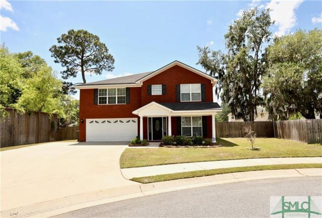 304 Largo Court, Hinesville, GA 31313 (MLS #203526) :: Coastal Savannah Homes